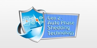 Gen 2-Auto Phase Shedding